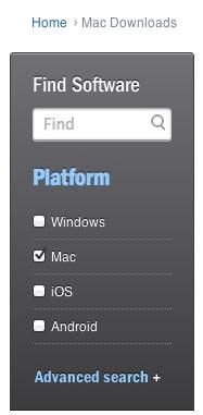 Сайт CNET определил операционную систему пользователя