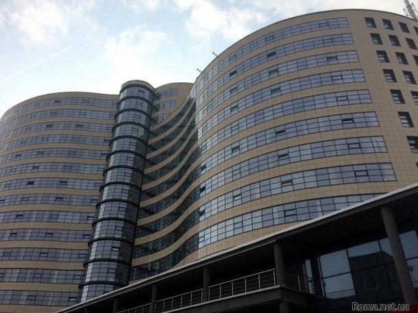 здание офиса Wargaming