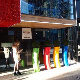 Классные офисы: Офис Google, Дублин (фото)