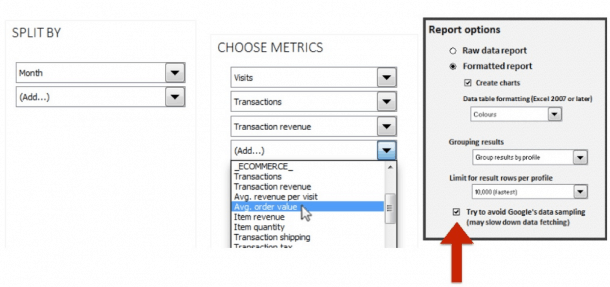 Supermetrics Data Grabber