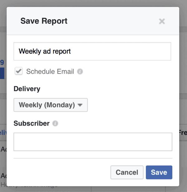 Получай отчёты прямо на почту